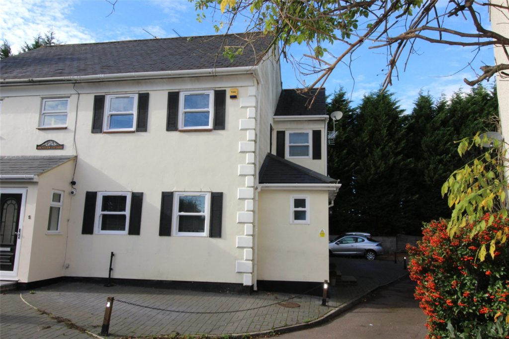 Mount View Cottages, Barnet Road